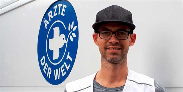 Medizinische Hilfe ohne Vorbedingung: Die Behandlungsbusse von »Ärzte der Welt« in München (Foto: Ärzte der Welt)