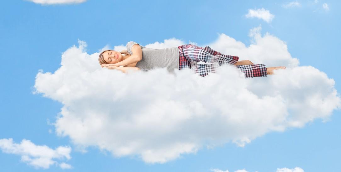 Unerreichbar sein: Schlaf ist gesund für Leib und Seele. (Foto: istockphoto/Ljupco)