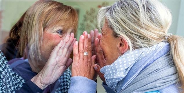 Ein stressfreies Leben mit Demenzkranken ist möglich. (Foto: PA/DPA/Jens Büttner)