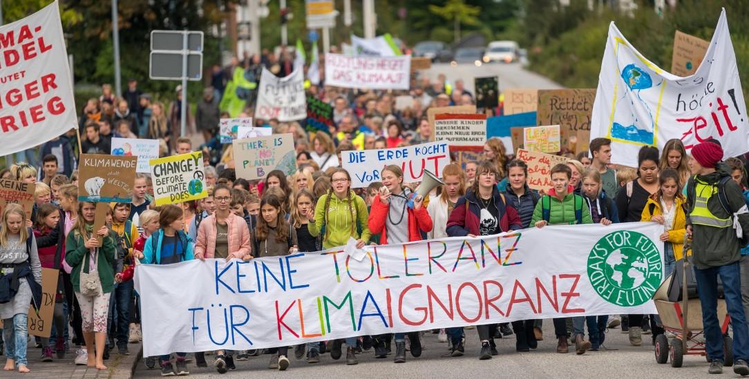 Gibt es angesichts der Klimakrise eine Pflicht zum Widerstand? (Foto: Fridays for Future Deutschland)