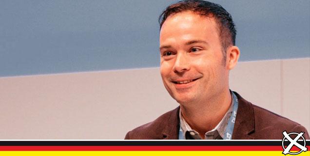 """Gregor Hackmack von change.org fordert zur Bundestagswahl: """"Wir brauchen ein Update für die Politik."""" (Foto: pa/Robert Schlesinger)"""