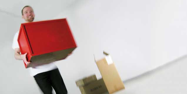 Umzug, Berufswechsel, neue Partnerschaft: Veränderungen bestimmen unser Leben. (Foto: photocase/kallejipp)