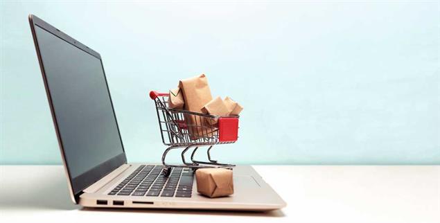 Der Wandel sind wir: Wenn wir in der Corona-Krise vermehrt online einkaufen, stärkt das vor allem Amazon, Zalando & Co. Kleine Ladengeschäfte haben es schwerer (Foto: Getty Images/iStockphoto/BogdanVj)