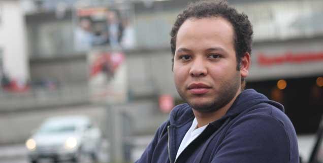 War der Arabische Frühling vergebens? Der Ägypter Mohamed Abdel Salam beschreibt die triste Lage in seinem Land mit deutlichen Worten und muss immer damit rechnen, verhaftet zu werden. Den Arabischen Frühling hält er dennoch für wichtig: »Die Ägypter haben angefangen, sich mit Politik zu beschäftigen und begriffen, dass sie etwas verändern können«  (Foto: Privat)