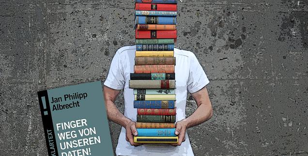 Wilder Westen im Internet? Norbert Copray bespricht Jan Philipp Albrechts Buch »Finger weg von unseren Daten!« (Foto: luxuz::./photocase.de)