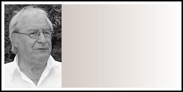 """Heinz Missalla: """"... ein Mensch, der seine Umgebung durch bloße Anwesenheit von der heilsamen Wirkung der Gewaltfreiheit überzeugte."""" (Foto: privat)"""