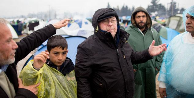 Norbert Blüm Flüchtlinge