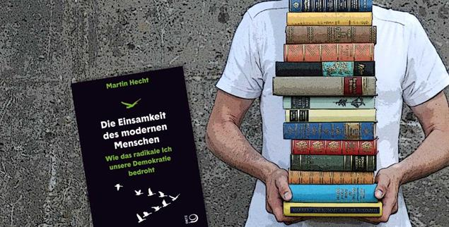 Sie ist eine Signatur der heutigen Zeit und Gesellschaft: die Einsamkeit. Das Buch von Martin Hecht ist im Publik-Forum-Shop erhältlich; Best.-Nr. 4118