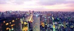 Sao Paolo in Brasilien: Weltweit wachsen die Städte, und das verändert das Zusammenleben der Menschen. Wie können die Religionen damit umgehen?  (Foto: pa)