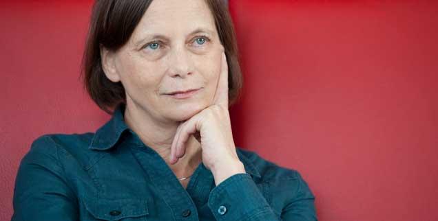 Regina Ammicht Quinn: Der Sprung von der Moraltheologin zur Sozialethikerin als Leiterin des Tübinger Zentrums für Ethik in den Wissenschaften fiel ihr nicht schwer: »Eine Theologie, die von ewigen Wahrheiten ausgeht, die sie auf die Menschen herabsenkt, war nie mein Fall«, sagt sie (Foto: pa/Anspach)