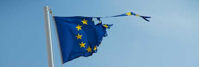 Europa ist in schlechter Verfassung: Der Brexit kommt, in vielen Ländern regieren europafeindliche Rechtspopulisten. (Foto: istockphoto/mikie11)