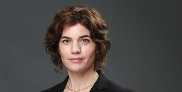 Tamar Zandberg lehnt die Annektierungspläne der Regierung vehement ab. (Pressefoto)