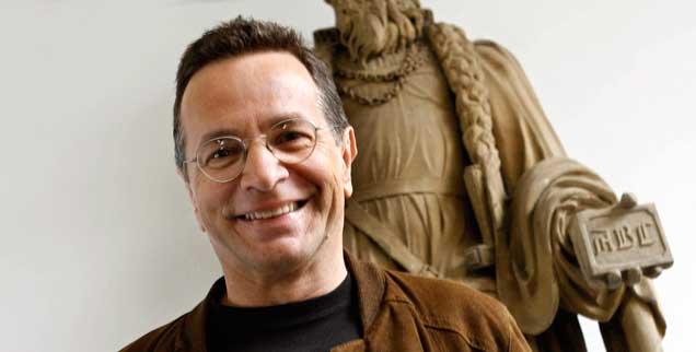 Fordert Menschen dazu auf, ihren inneren Erfahrungen treu zu bleiben: der Schriststeller Patrick Roth (Foto: pa/Rumpenhorst)