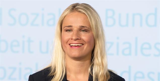 Vertrauen als Lebensmotto: Verena Bentele: (Foto: pa/Soeren Stache)