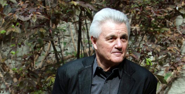 John Irvings Haltung zur Religion kann man pragmatisch nennen: »Ich vertue meine Zeit nicht damit, über etwas nachzudenken, was ich nicht beweisen kann.« (Foto: pa/dpa/Toni Albir)