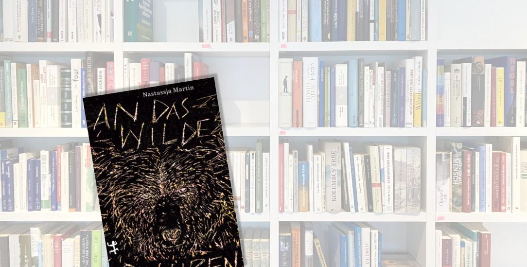 Nastassja Martin: An das Wilde glauben. Aus dem Französischen von Claudia Kalscheuer. Matthes & Seitz. 140 Seiten. 18 €