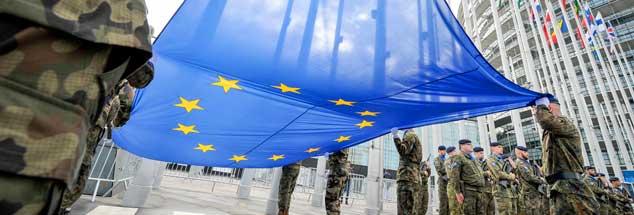 Ein Europa, eine Verteidigungsunion: 23 EU-Staaten haben sich dafür entschieden. Dieses Mehr an Europa bedeutet aber nicht unbedingt mehr Frieden, sagt Bettina Röder. (Foto: European Union 2017 )