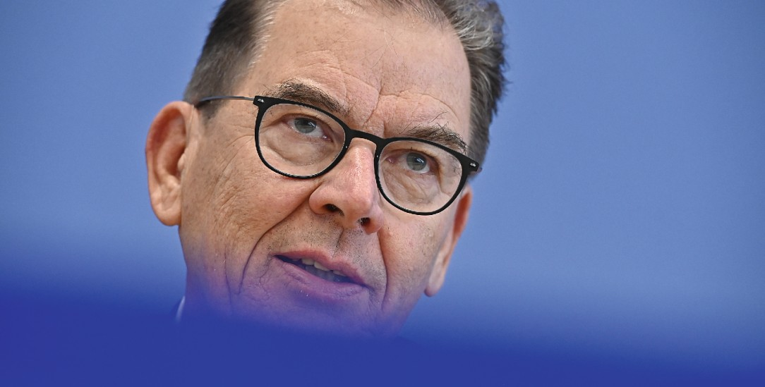Setzt wichtige Themen - aber wenig durch: Gerd Müller (Foto: pa/afp/Tobias Schwarz)
