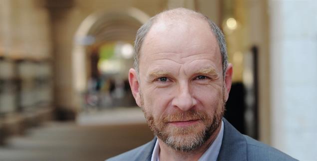 »Dem Tod mit Sorgfahlt begegnen«: Schauspieler Götz Schubert (Foto:pa/Hase)