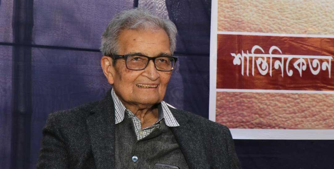 »Armut und Unfreiheit hängen zusammen«, sagt der Wirtschaftsnobelpreisträger Amartya Sen (Foto: PA/acific Press Agency/Subhashis Basu)