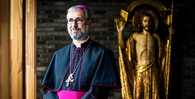 Jesus auf seiner Seite? Erzbischof Stefan Heße darf weitermachen (Foto: KNA)