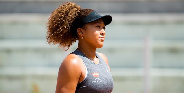 Naomi Osaka ist bei den French Open aus dem Turnier ausgestiegen und hat damit eine Debatte angestoßen über den Druck im Spitzensport. (Foto:pa/DPPI media)
