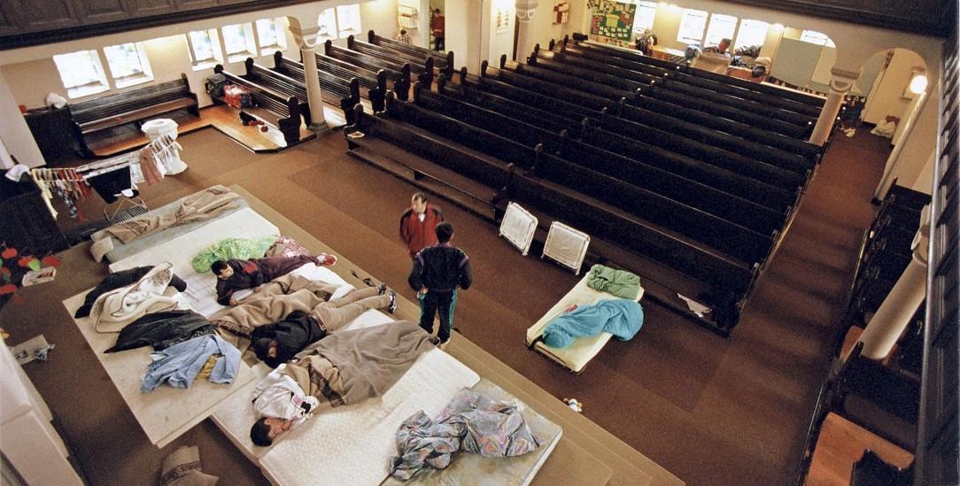 Kirchenasyl wichtiger denn je (Foto: epd-bild / Netzhaut)