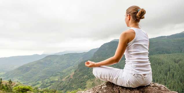 Meditieren: In dieser Übung treffen sich die Religionen der Welt. (Foto: Maygutyak/Fotolia)