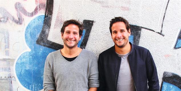 Die Gründer der Purpose-Initiative: Die Zwillingsbrüder Achim und Adrian Hensen (Foto: soulworx.de)