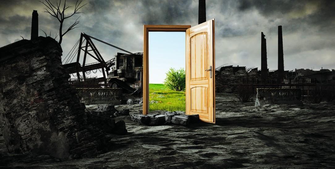 Himmel und Erde werden vergehen.Wie apokalyptische Bilder der Bibel Hoffnung spenden können (shutterstock/Pavel Chagochkin)