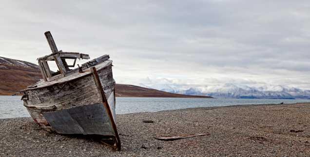 ... Ich fühlte mich wie ein Kapitän auf hoher See, der sein Schiff in Einzelteile zerlegt hat: Was blieb nach meinem Studium der Philosophie vom Wert der Wahrheit? (Foto: fotolia/Aleviga)