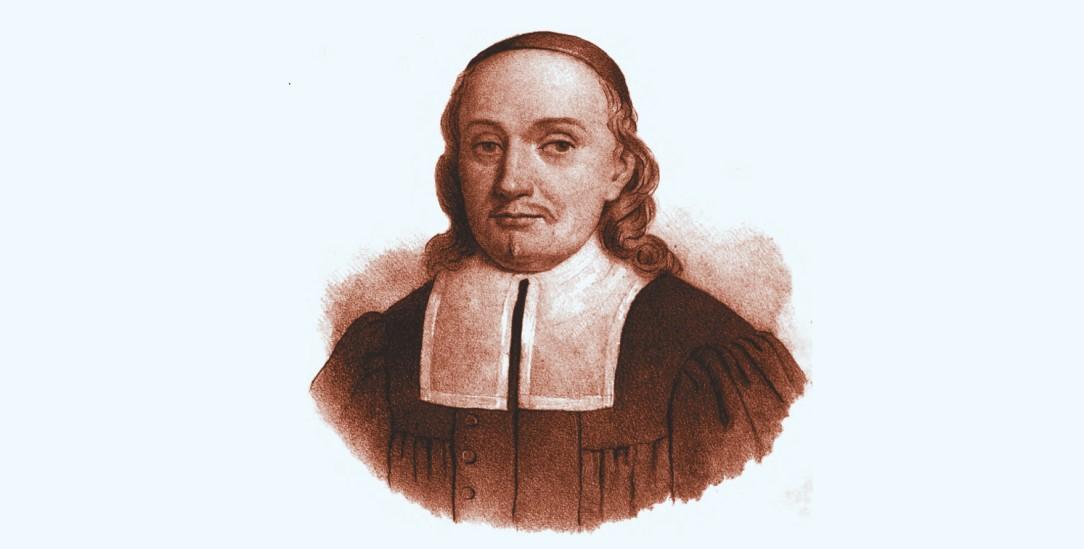 Schuf große Kirchenlieder: Paul Gerhardt (1607-1676) (Foto: Wikipedia/Museum für saechsische Vaterlandskunde)