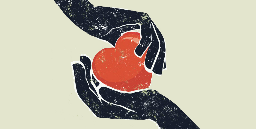 Wie geht Versöhnung? Der erste Schritt besteht darin, Vorurteile zu überwinden(Illustration: istockphoto/Meriel Jane Waissman)