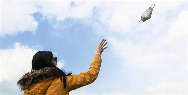 Der Mensch ist frei. Aber welche Freiheit ist menschlich? (Foto: Jakub Dvorak/Alamy Stock Photo)