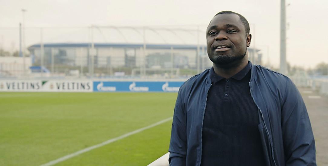 Bejubelt und diskriminiert: Schwarze Fußballer wie Gerald Asamoah (Foto: Filmstarts.de/BROADVIEW Pictures)