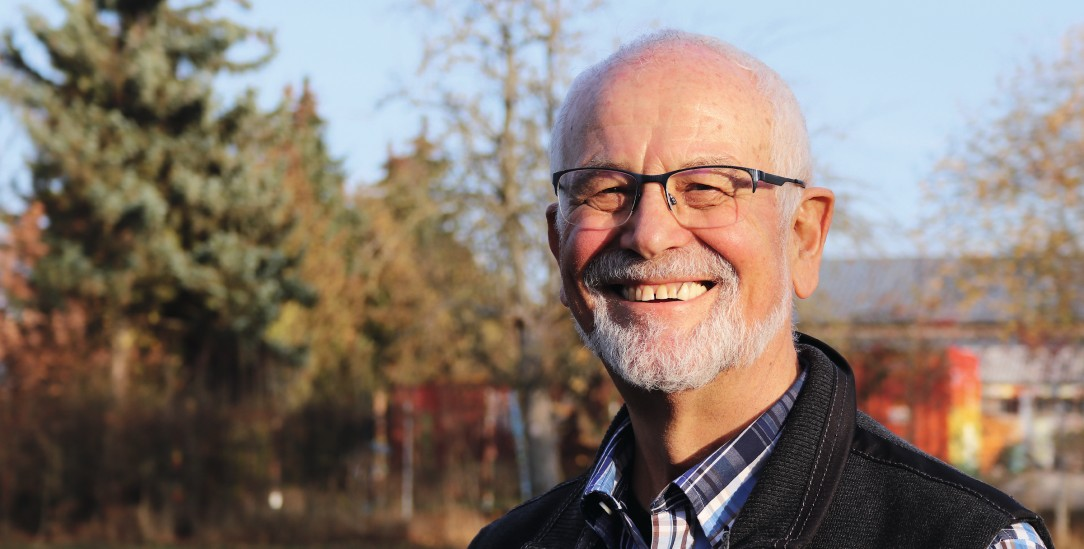 Findet durch Fasten zu sich selbst und zu Gott: Peter Müller (Foto: Vier-Türme-Verlag)