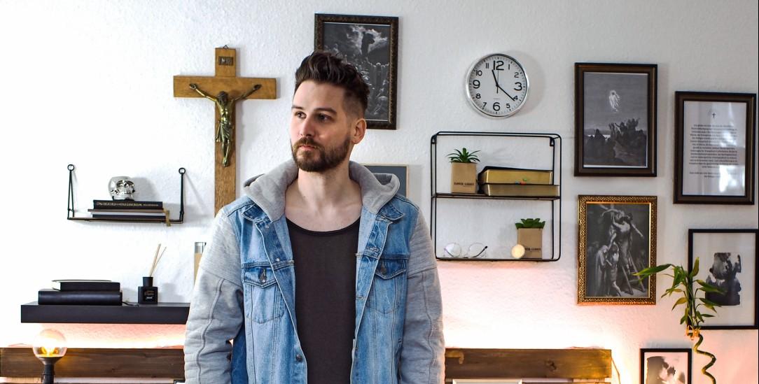 Frag den Pastor: Der 31– jährige evangelisch-lutherischer Pastor Gunnar Engel betreibt einen erfolgreichen Youtube-Kanal (Foto: epd/privat)