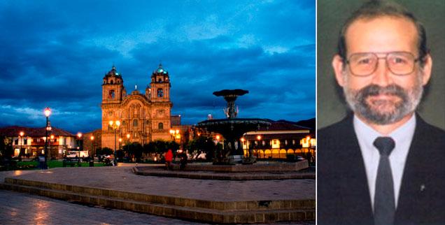 Wieder ein katholischer Skandal, diesmal in Peru:Der 2001 gestorbene Germán Doig Klinge, Mitgründer der internationalen Bewegung Sodalicio de Vida Cristiana, hat mindestens drei junge Männer sexuell missbraucht (Fotos: pa/arco images/loos; internet)