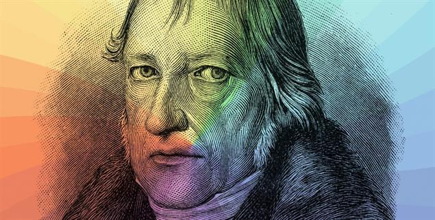 Auf der Suche nach dem Weltgeist: Georg Friedrich Wilhelm Hegel (Fotos: pa/imageBROKER; istockphoto/SuperBelka)