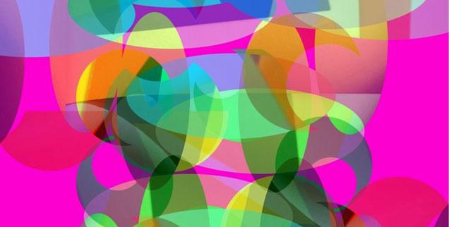 Warum sind wir kreativ und zum Beispiel in der Lage, solche wundersamen Farbgebilde wie in dem Bild zu erstellen? Der Dalai Lama, gefragt, warum er kreativ sei, hat lange darüber gekichert und dann gesagt: »Weil ich ein menschliches Wesen bin« (Grafik: www.photocase.de/P:M)