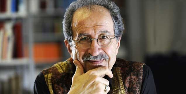 Schriftsteller Rafik Schami: »Ich fragte mich: Wer hält das alles zusammen? Wie und warum funktioniert das Leben?« (Foto: pa/Augenklick/Kunz)