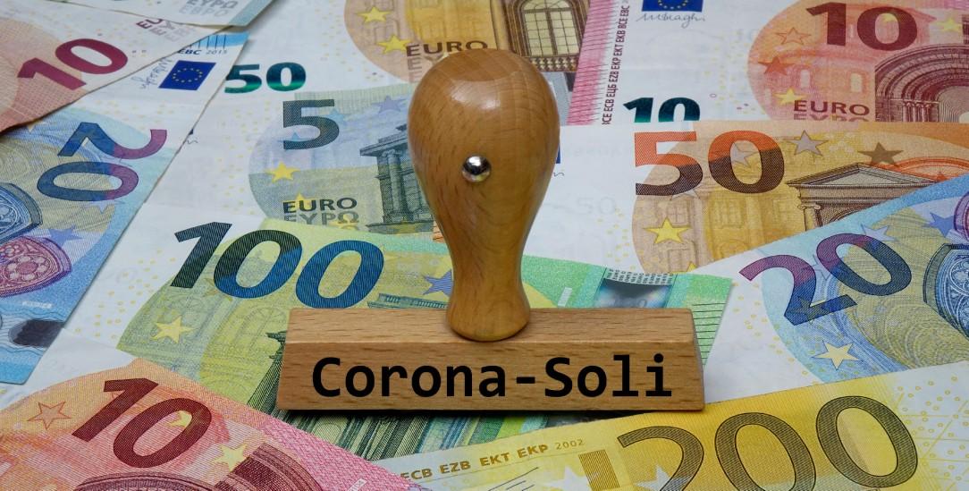 Ein Corona-Soli: Das könnte denen helfen, die unter den finanziellen Folgen der Pandemie am meisten leiden. (Foto: pa/Sascha Steinach)