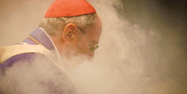 Verärgert seine Katholiken: Joachim Meisner in Köln