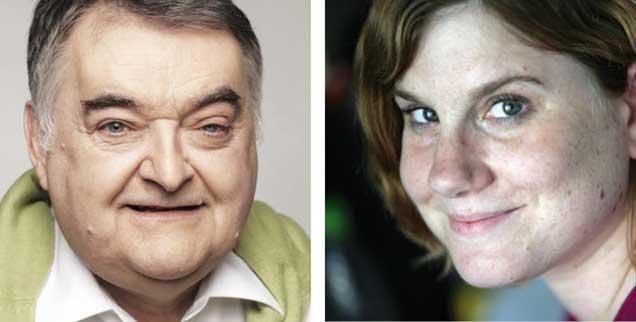 Die Sommerzeit abschaffen? Herbert Reul (links) sagt: »Ja!« Anne Lemhöfer (rechts) wehrt ab: »Bloß nicht!« (Fotos: Pressefot; privat)