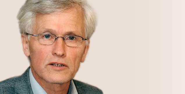 """Bernd Winkelmann: """"Das Problem sind die Leitprinzipien kapitalistischen Wirtschaftens."""" (Foto: privat)"""