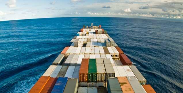 Waren auf dem Weg über den Atlantik: Wer profitiert vom Freihandelsabkommen zwischen den Vereinigten Staaten und der Europäischen Union? (Foto: thinkstock/gettyimages)