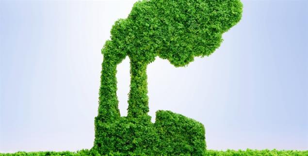 Wirtschaftspolitik als Kernthema: Die Grünen sind gespalten, was ihren Umgang mit der Industrie betrifft (Foto: istockphoto/Pogonici)