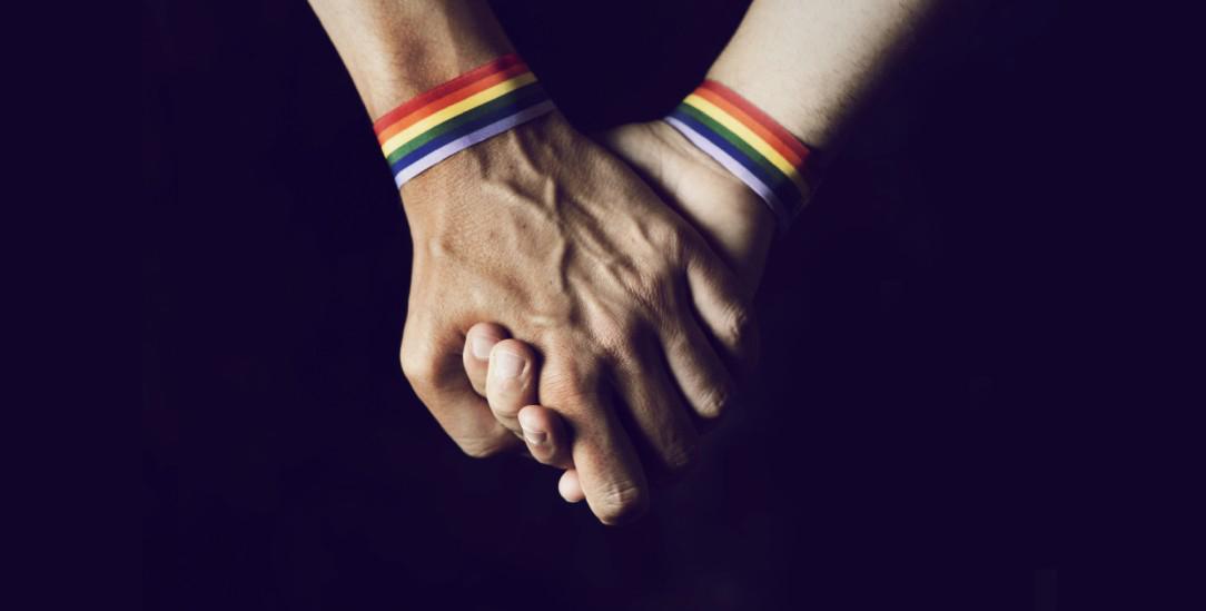 Ein bisschen Zuspruch für Homosexuelle (Foto: istockphoto/nito100)