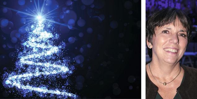 »Wer Weihnachten ohne Jesus feiern will, soll sich ein neues Fest ausdenken«, sagt Margot Käßmann. (Fotos: istockphoto/Vjom; pa/gbrci/Geisler-Fotopress)