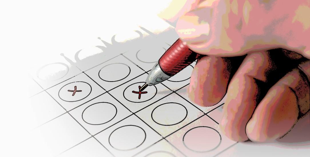 Aus Tradition immer die gleiche Partei wählen? Unser Kolumnist überlegt es sich nochmal (Foto: istockphoto/fermate)